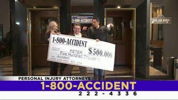1 800 Accident TV Spot, 'Size Matters' - Thumbnail 9