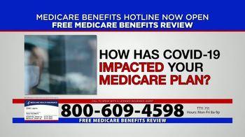 Medicare Benefits Hotline TV Spot, 'New Year: 2021 Benefits'