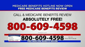 Medicare Benefits Hotline TV Spot, 'New Year: 2021 Benefits' - Thumbnail 8