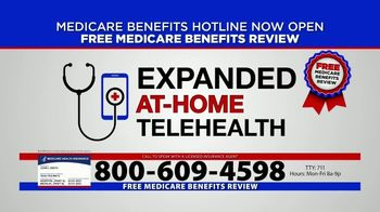 Medicare Benefits Hotline TV Spot, 'New Year: 2021 Benefits' - Thumbnail 3