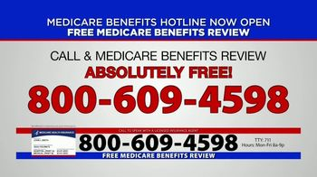 Medicare Benefits Hotline TV Spot, 'New Year: 2021 Benefits' - Thumbnail 6