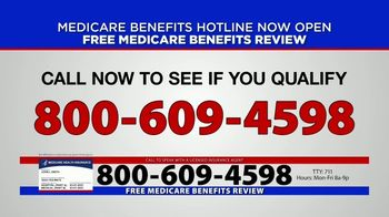 Medicare Benefits Hotline TV Spot, 'New Year: 2021 Benefits' - Thumbnail 7
