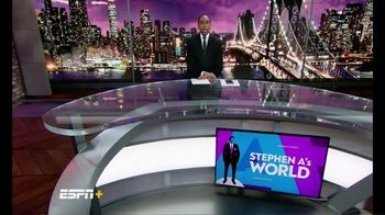 ESPN+ TV Spot, 'Stephen A's World' - Thumbnail 3