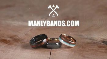 Manly Bands TV Spot, 'The Final Ring' Featuring Chris Harrison - Thumbnail 9