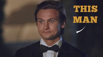 Manly Bands TV Spot, 'Man Wedding' Featuring Chris Harrison - 215 commercial airings