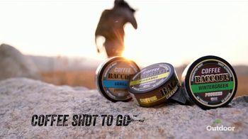 BaccOff Non-Tobacco Dip TV Spot, 'Coffee Shot to Go' - Thumbnail 10