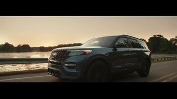 Ford TV Spot, 'Because of This: SUVs: Crew and Cargo' [T1]
