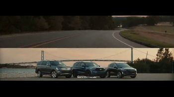 Ford TV Spot, 'Because of This: SUVs: Crew and Cargo' [T1] - Thumbnail 9