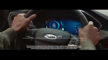 Ford TV Spot, 'Because of This: SUVs: Crew and Cargo' [T1] - Thumbnail 4