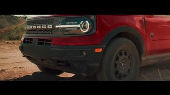 2021 Ford Bronco Sport TV Spot, 'The Future Comes Standard' [T2] - Thumbnail 5