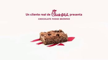 Chick-fil-A Chocolate Fudge Brownie TV Spot, 'Jimena' [Spanish] - Thumbnail 1