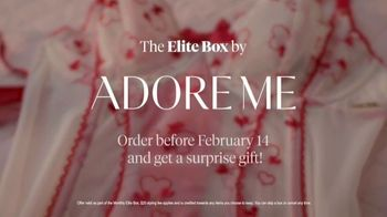 Adore Me Elite Box TV Spot, 'Loves to Shop: Surprise Gift' - Thumbnail 10
