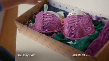 Adore Me Elite Box TV Spot, 'Loves to Shop: Surprise Gift'