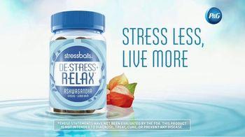 Stressballs De-Stress + Relax TV Spot, 'Your Best Life' - Thumbnail 8