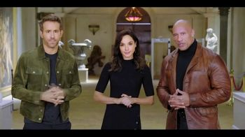 Netflix Films TV Spot, '2021 Preview' Feat. Gal Gadot, Ryan Reynolds, Dwayne Johnson