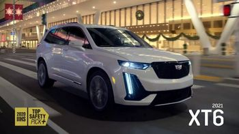 Cadillac Season's Best Sales Event TV Spot, 'Winter Lights' Song by Run the Jewels [T2] - Thumbnail 3