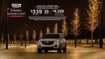 Cadillac Season's Best Sales Event TV Spot, 'Winter Lights' Song by Run the Jewels [T2] - Thumbnail 8
