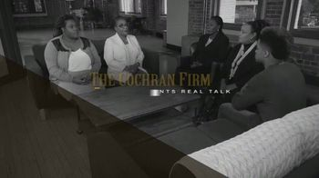 The Cochran Law Firm TV Spot, 'One Word' - Thumbnail 1