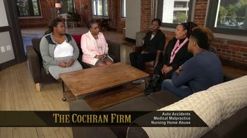 The Cochran Law Firm TV Spot, 'One Word' - Thumbnail 4