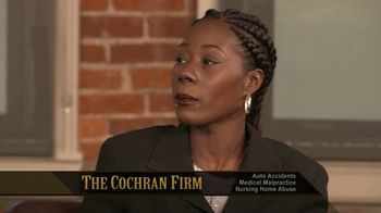 The Cochran Law Firm TV Spot, 'One Word' - Thumbnail 6