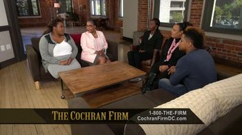 The Cochran Law Firm TV Spot, 'One Word' - Thumbnail 9