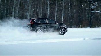 Honda TV Spot, 'Winter Ready' [T2] - Thumbnail 3