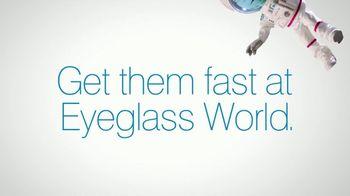 Eyeglass World TV Spot, 'On a Mission' - Thumbnail 3