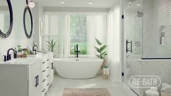 Re-Bath TV Spot, 'Simplicity of Service: Complete Bathroom Remodel' - Thumbnail 1