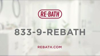 Re-Bath TV Spot, 'Simplicity of Service: Complete Bathroom Remodel' - Thumbnail 10