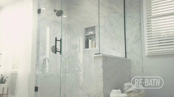 Re-Bath TV Spot, 'Simplicity of Service: Complete Bathroom Remodel' - Thumbnail 2