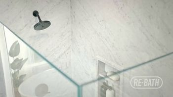 Re-Bath TV Spot, 'Simplicity of Service: Complete Bathroom Remodel' - Thumbnail 3