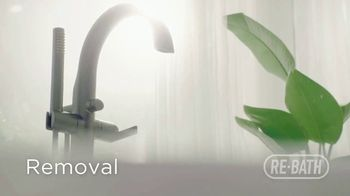 Re-Bath TV Spot, 'Simplicity of Service: Complete Bathroom Remodel' - Thumbnail 4