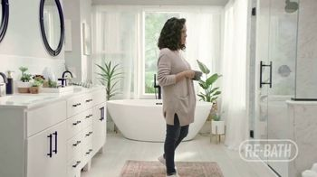 Re-Bath TV Spot, 'Simplicity of Service: Complete Bathroom Remodel' - Thumbnail 8