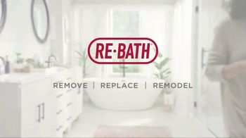 Re-Bath TV Spot, 'Simplicity of Service: Complete Bathroom Remodel' - Thumbnail 9