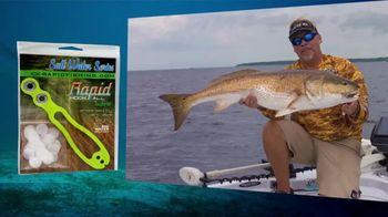 Rapid Fishing Solutions TV Spot, 'Always Ready' Featuring Mark Davis - Thumbnail 2
