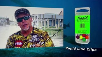 Rapid Fishing Solutions TV Spot, 'Always Ready' Featuring Mark Davis - Thumbnail 4