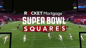 Rocket Mortgage Super Bowl Squares TV Spot, 'Podrías ganar $50,000 dólares' [Spanish]