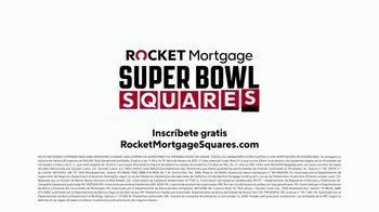 Rocket Mortgage Super Bowl Squares TV Spot, 'Podrías ganar $50,000' [Spanish] - Thumbnail 9