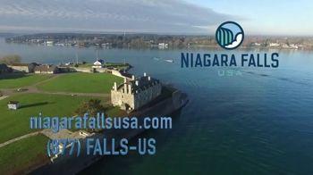 Niagara Falls USA TV Spot, 'Immerse Yourself'