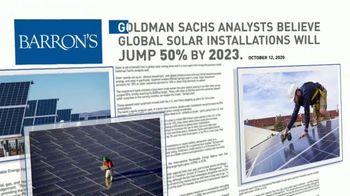 Lear Capital TV Spot, 'Solar Surge: $5,000 in Bonus Silver' - Thumbnail 2