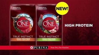 Purina ONE TV Spot, '28 Days: True Instinct High Protein Formulas' - Thumbnail 8
