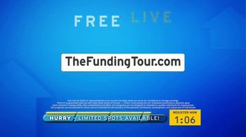 Lee Arnold System of Real Estate Investing TV Spot, 'Nationwide Funding Tour' - Thumbnail 10