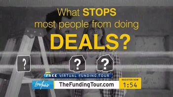 Lee Arnold System of Real Estate Investing TV Spot, 'Nationwide Funding Tour' - Thumbnail 2