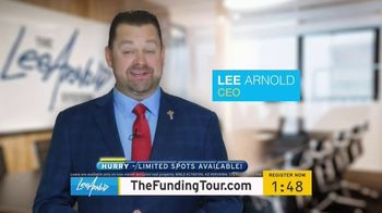 Lee Arnold System of Real Estate Investing TV Spot, 'Nationwide Funding Tour'