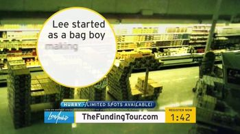 Lee Arnold System of Real Estate Investing TV Spot, 'Nationwide Funding Tour' - Thumbnail 4