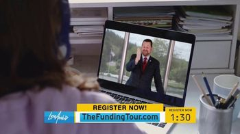Lee Arnold System of Real Estate Investing TV Spot, 'Nationwide Funding Tour' - Thumbnail 6