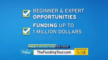 Lee Arnold System of Real Estate Investing TV Spot, 'Nationwide Funding Tour' - Thumbnail 8
