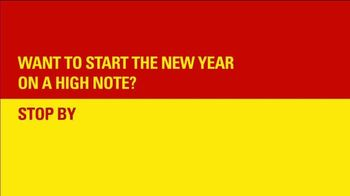 Take 5 Oil Change TV Spot, 'Start the New Year on a High Note' - Thumbnail 1