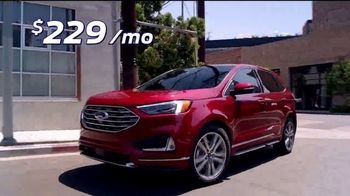 2020 Ford Edge TV Spot, 'Drive Into the New Year: Edge' [T2] - Thumbnail 7