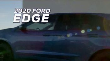 2020 Ford Edge TV Spot, 'Drive Into the New Year: Edge' [T2] - Thumbnail 2